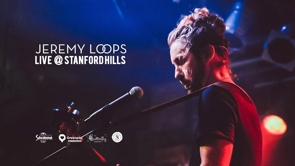 Jeremy Loops Live in Stanford Hills ~ 23 December 2018