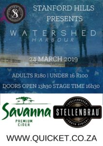 watershed live at stanford hills