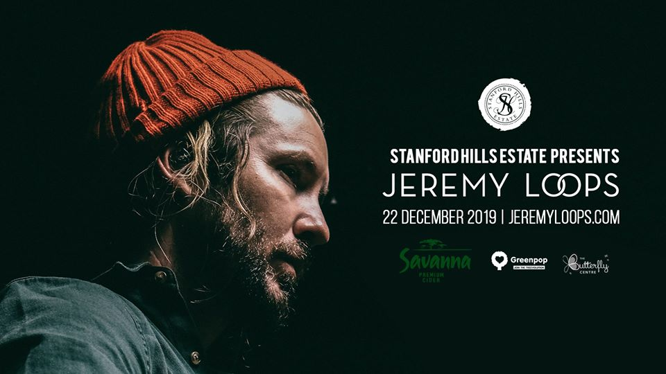 Jeremy Loops Live at Stanford Hills Estate ~ 22 December 2019