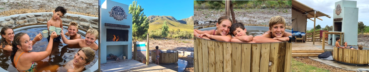 AfriCamps Hot Tub Tents